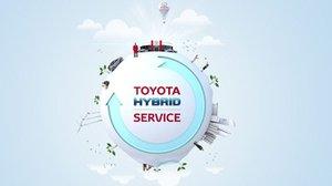 Promozione Toyota Hybrid Service Program a Genzano di Roma.